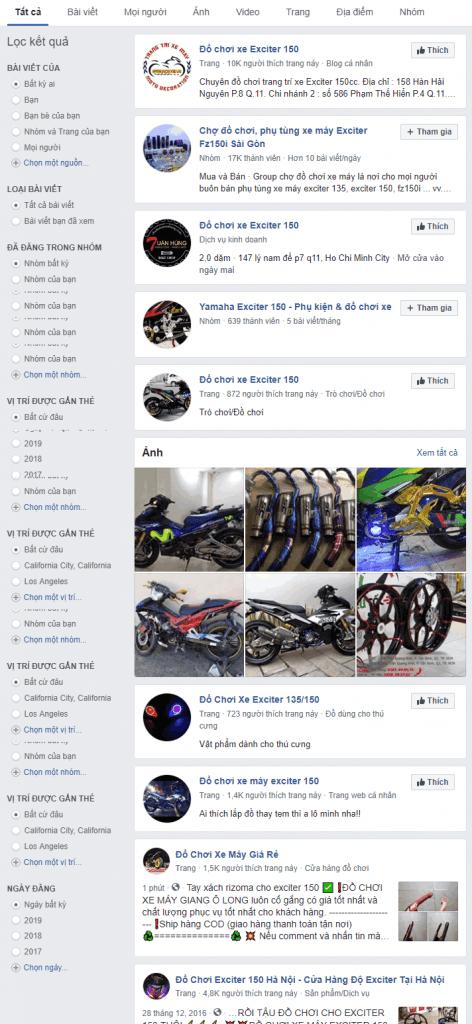 Cách tối ưu Fanpage Facebook