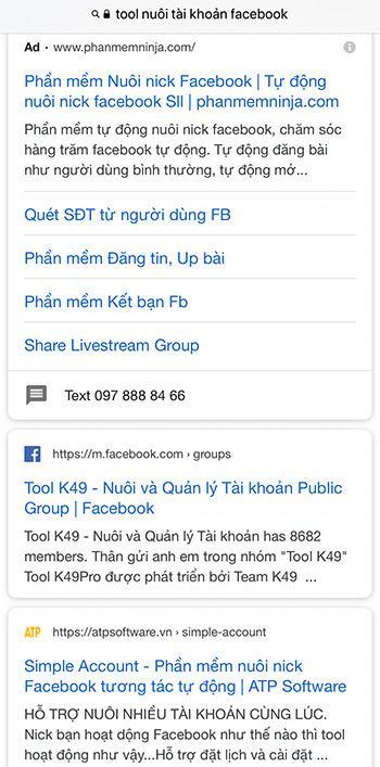seo top facebook tool nuoi acc