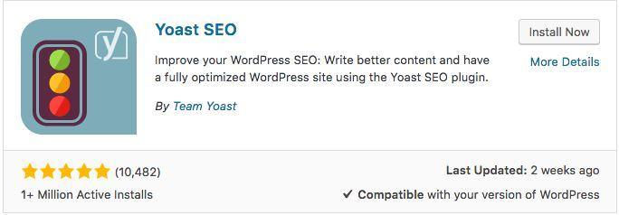 Tạo sitemap cho wordpress bằng yoast seo