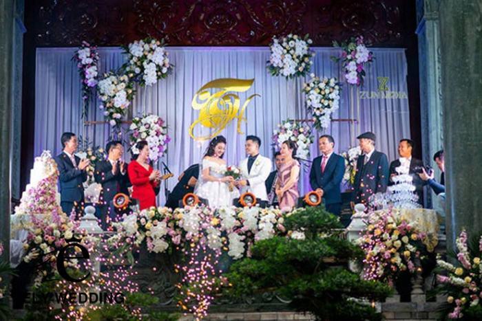 Bài phát biểu đám cưới nhà hàng hay nhất - Ely Wedding