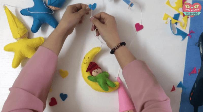 Đồ chơi handmade rèn khả năng sáng tạo cho bé