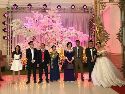 Lễ thành hôn của Anh Đức và Minh Trang