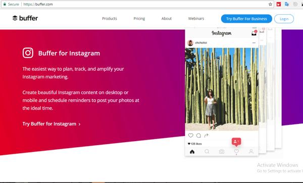 Công Cụ Lên Lịch Đăng Bài Dành riêng cho Instagram