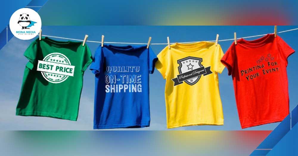 Thiết kế và bán áo thun trên Teespring