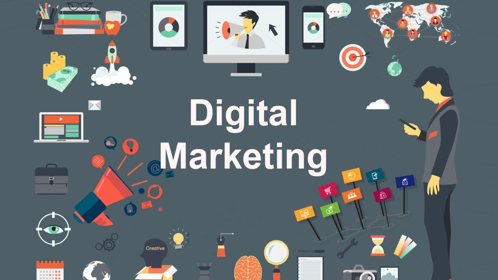 Lợi ích của Digital Marketing trong thời đại công nghệ số - Kiến thức ngành