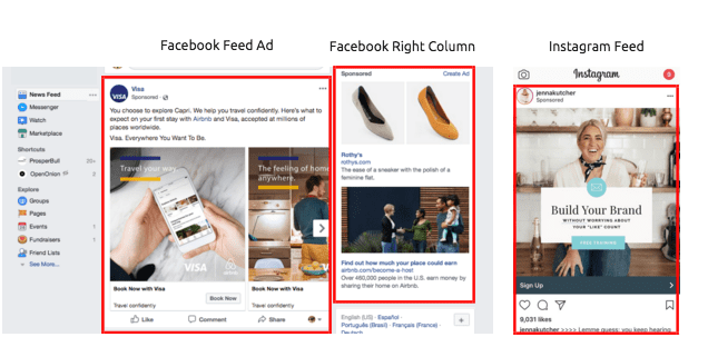 Facebook Ad Placement