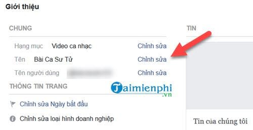 huong dan cach doi ten fanpages facebook 5