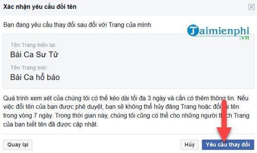 huong dan cach doi ten fanpages facebook 7
