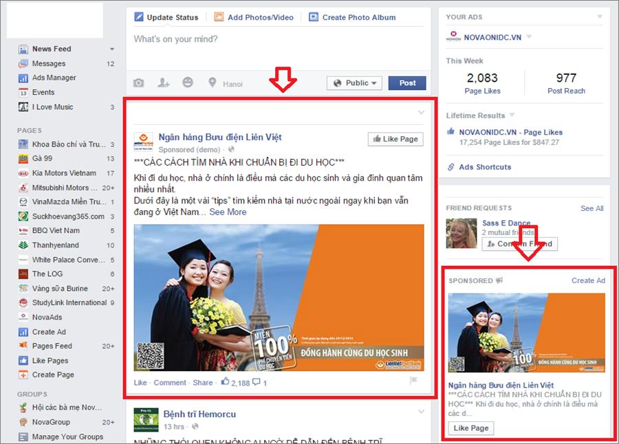 Công thức cách viết quảng cáo facebook