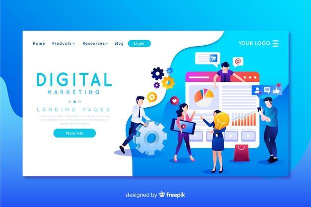 vị trí Digital Marketing