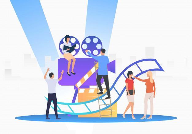 vị trí Video Editer
