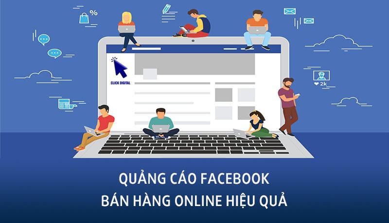 giá quảng cáo facebook clickdigital
