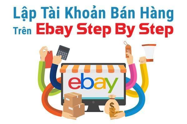 Hướng dẫn bán hàng trên ebay