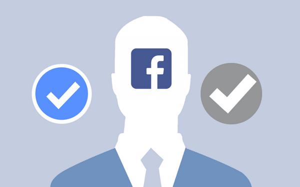 hướng dẫn làm dấu tích xanh Facebook