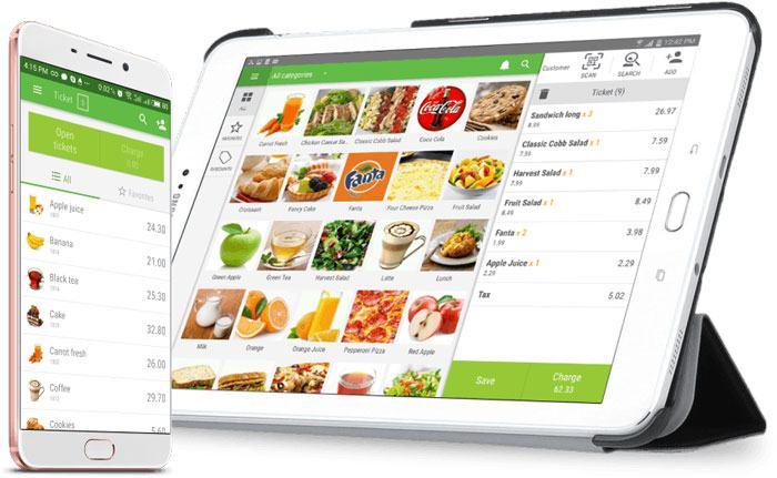 Image result for phần mềm quản lý bán hàng trên điện thoại
