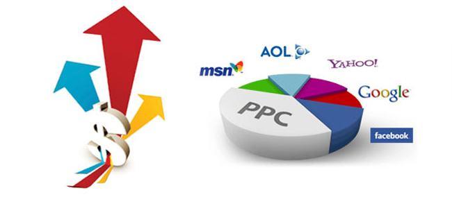 Một vài công cụ sử dụng chiến dịch pay per click marketing