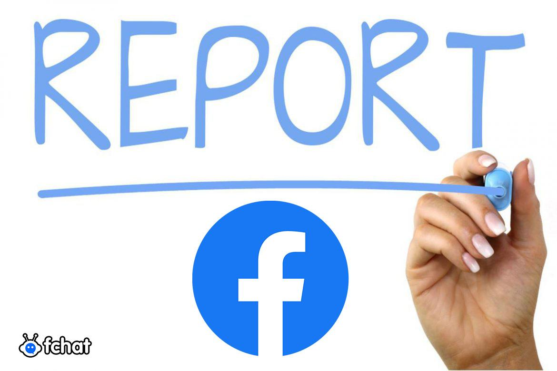 Image result for report facebook
