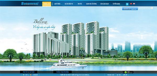 Image result for website bất động sản