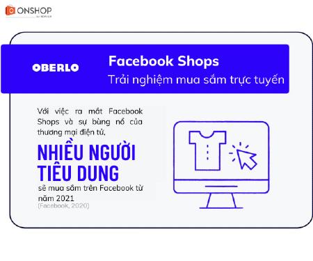 Facebook Shop - Xu hướng bán hàng mới, đối đầu với thương mại điện tử
