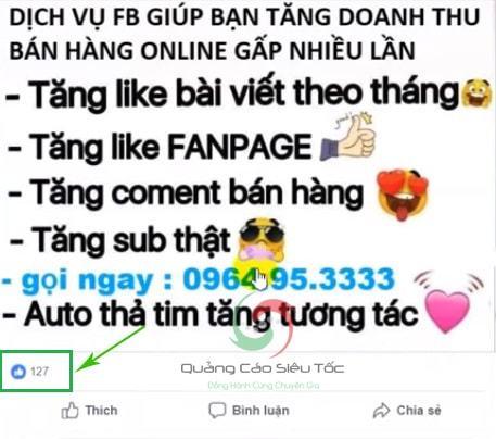 cách hack like ảnh trên facebook