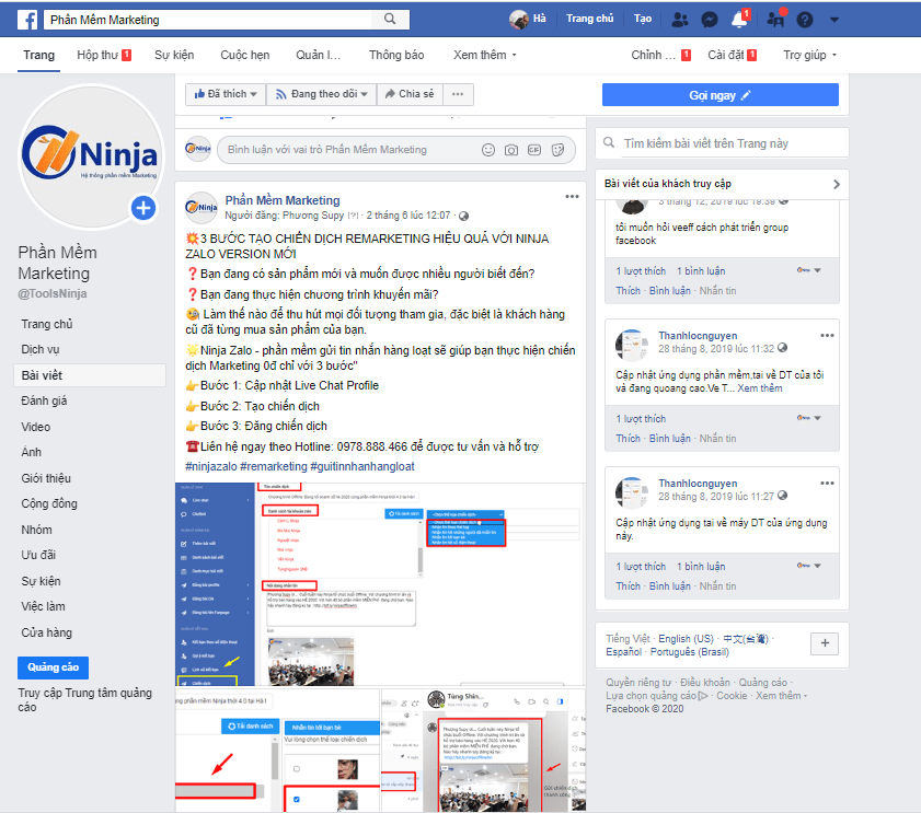 tang tuuong tac fanpage 3 Làm thế nào để tăng tương tác fanpage facebook hiệu quả nhất
