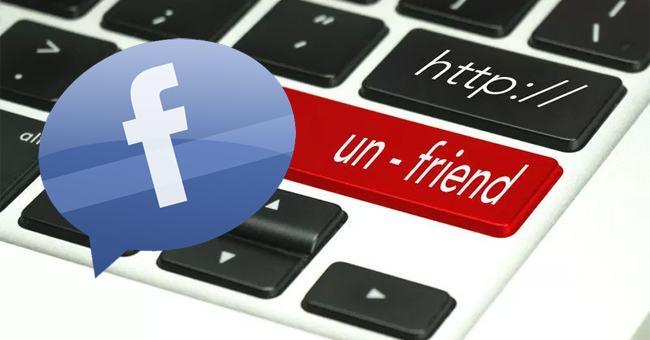 Vì sao cần lọc bạn bè trên Facebook?