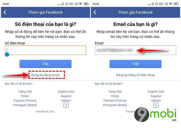 Cách taj nhiều nick facebook không cần số điện thoại