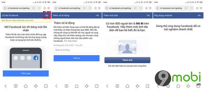 Tạo nhiều nick facebook bằng email ảo