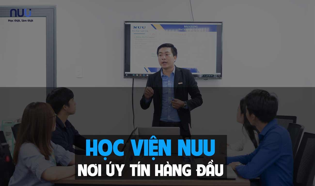 học viện nuu đào tạo facebook tuy tín tại TP.HCM