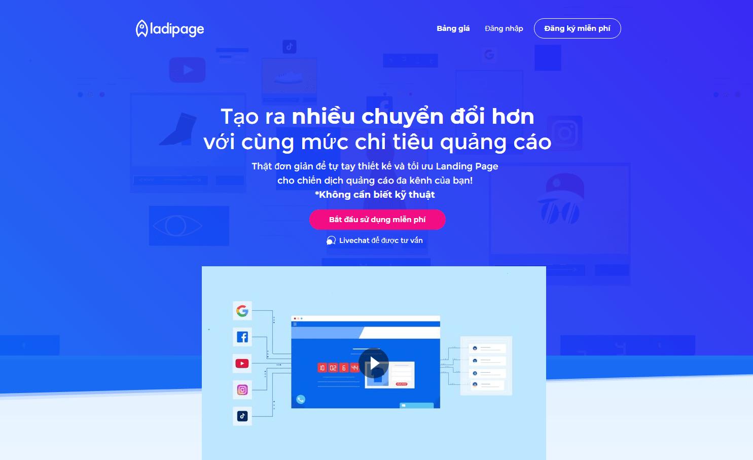 website tao landing page mien phi1