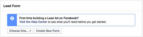 Facebook Lead 3