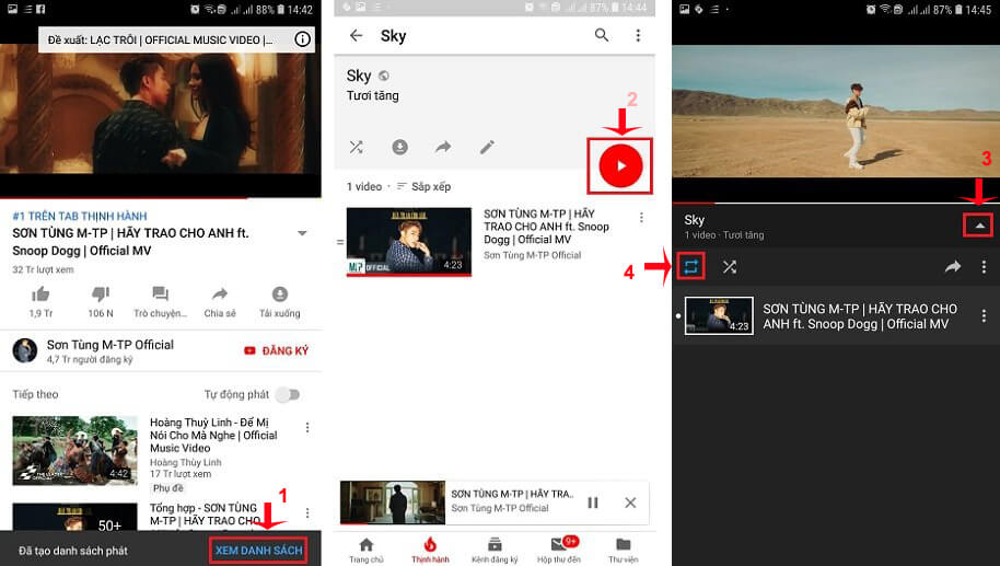 cách cày view youtube nhanh nhất