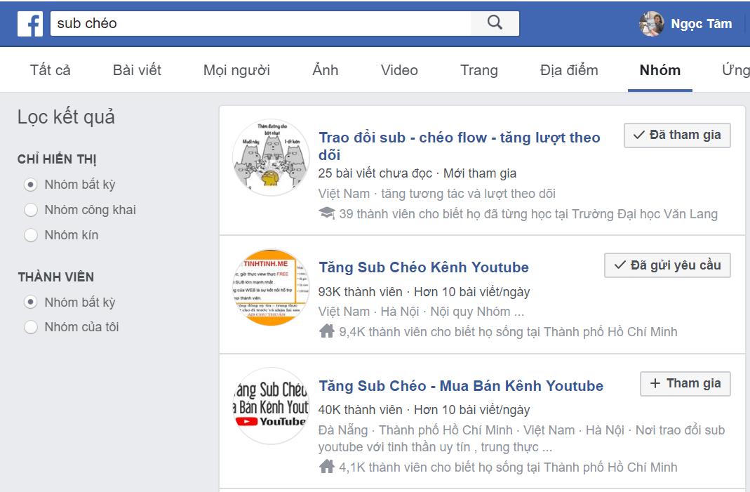 follow facebook