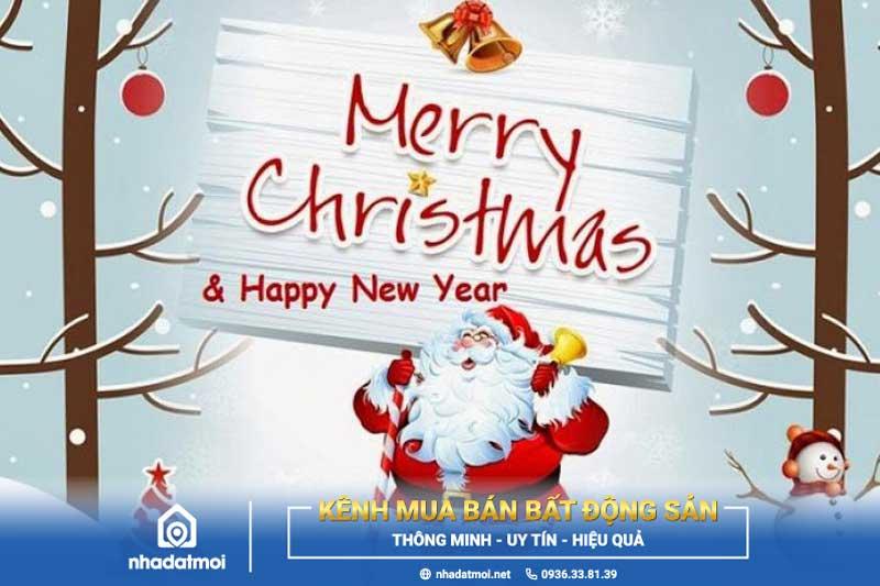 49 hình ảnh Noel đẹp lung linh chúc mừng Giáng Sinh an lành