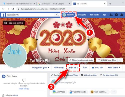 Huy ket ban tren Facebook 2