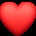 icon facebook - heavy-black-heart