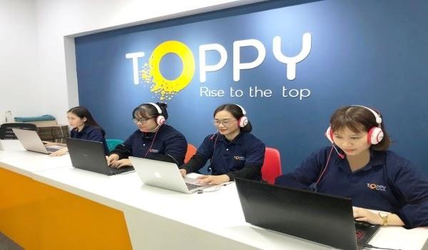 Toppy - Anh ngữ thời đại