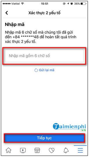 mo bao mat 2 lop facebook