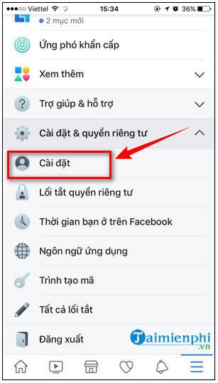 kich hoat bao mat facebook