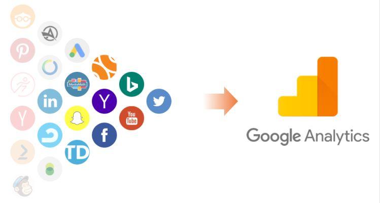 Ứng dụng của Google Analytics.