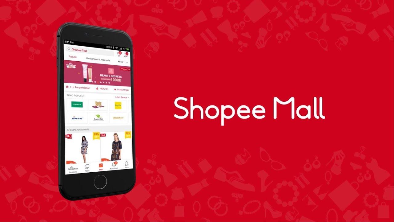 Shopee Mall là gì? Tìm hiểu về Shopee Mall