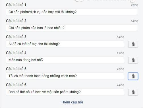 Huong dan thiet lap tu dong tra loi tin nhan tren fanpage facebook 4