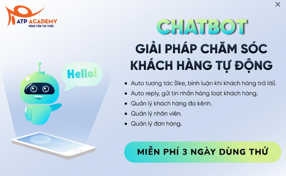 Chatbot - Gửi tin nhắn tự động bằng Fanpage