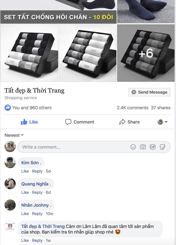 Cách ẩn toàn bộ bình luận trên Fanpage