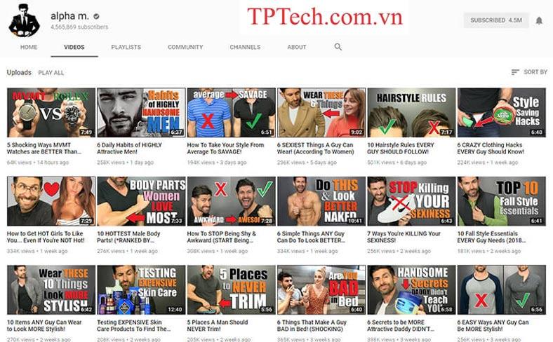 Cách SEO Video lên top youtube với thumbnail hấp dẫn