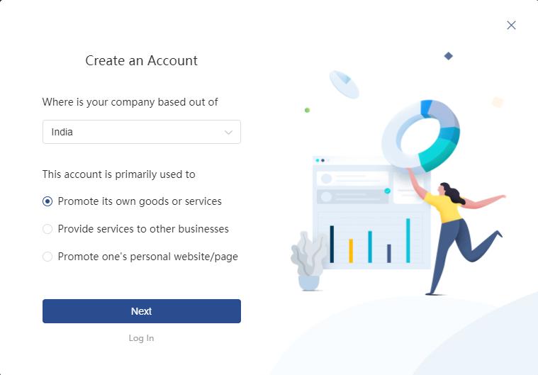 create account tiktok 1