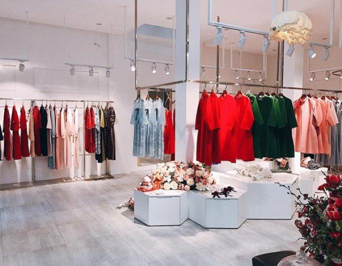 nên kinh doanh online mặt hàng nào: thời trang thiết kế