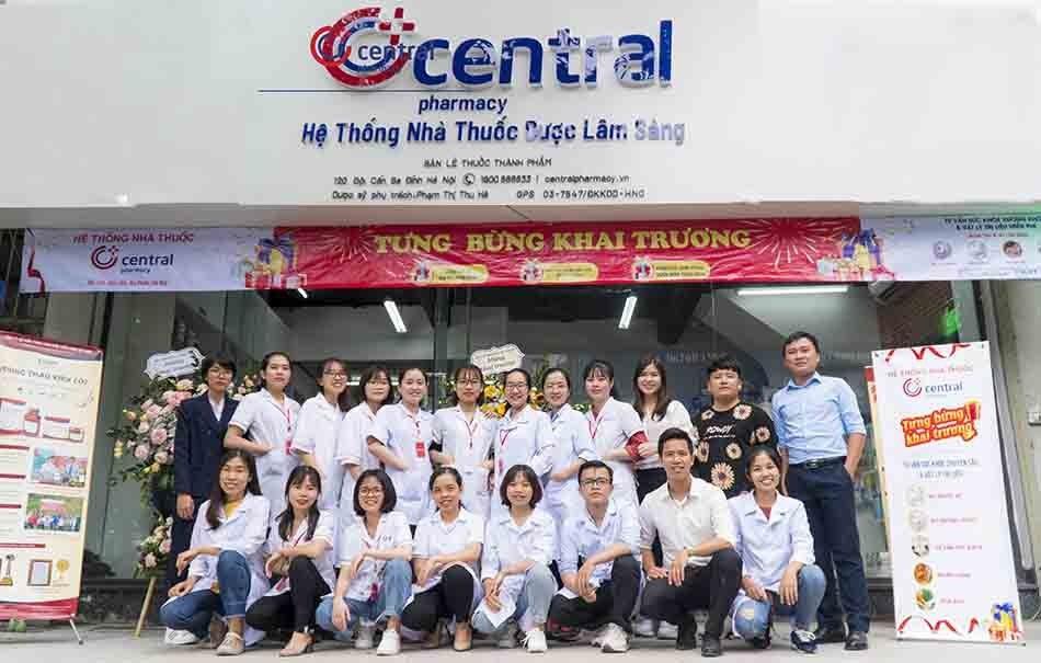 Nhà thuốc Central Pharmacy