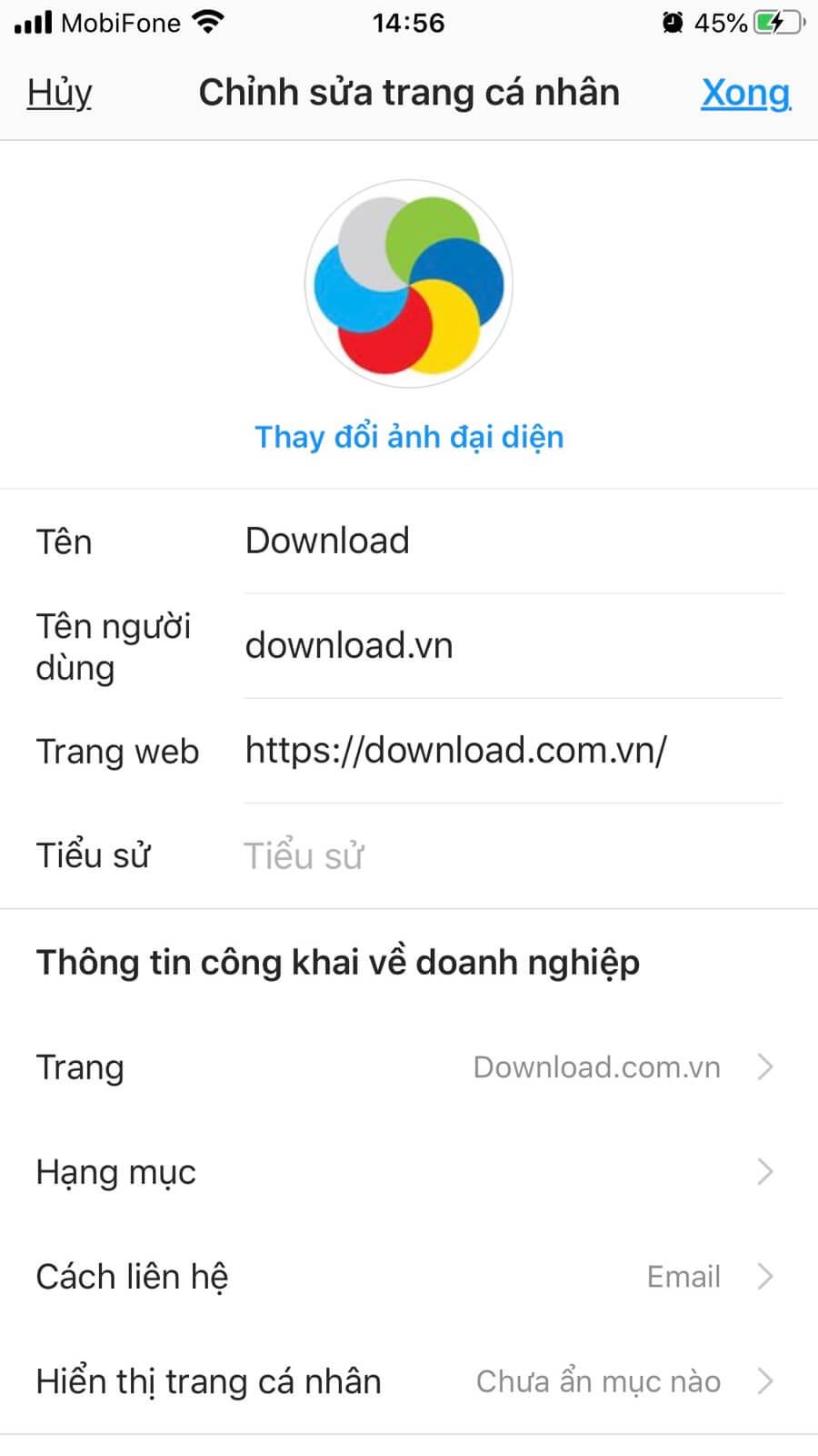 Instagram Download.com.vn