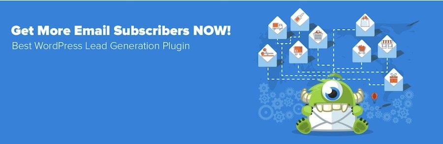 plugin popup optinmonster